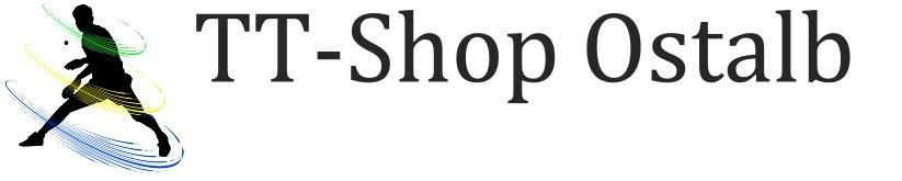 TT-Shop Ostalb | Tischtennis Fachgeschäft und Onlineshop-Logo