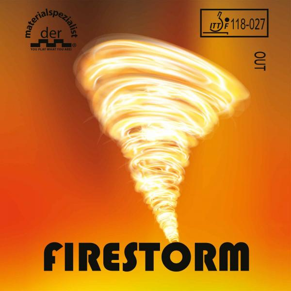 Der Materialspezialist Firestorm