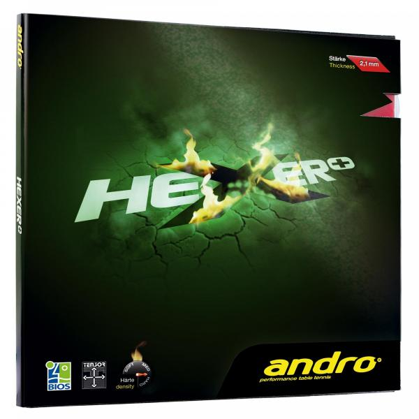 Andro Hexer Plus