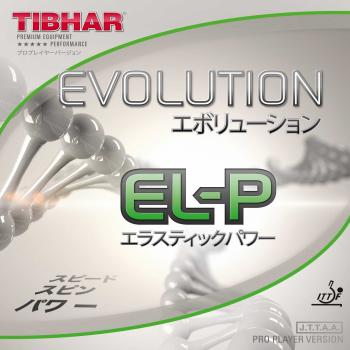 Tibhar Belag Evolution EL-P